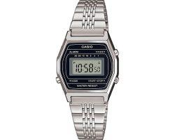 Casio LA690WEA-1EF Orologio vintage, Cronometro, Allarme giornaliero