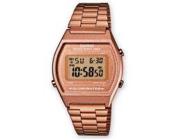 Casio B640WC-5A Orologio Vintage, Lampeggio Display, Crono, Timer, Sveglia, 50 m