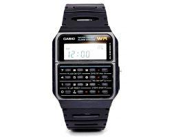 Casio CA-53W Orologio, Calcolatrice, Cronometro, Sveglia, Calendari,Fuso Orario