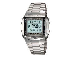 Casio DB-360 Orologio, Telememo 30, Cronometro, 5 Sveglie, Fuso orario