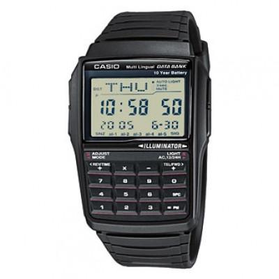 Casio DBC-32-1A Orologio,Telememo 25,Calcolatrice,luce