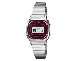 Casio LA-670W-4E Orologio Donna polso Vintage Nuovo Crono Sveglia